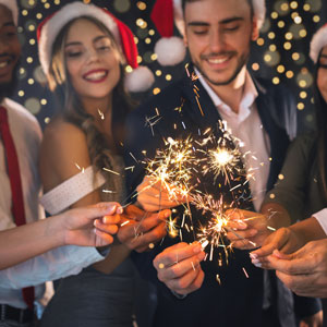 How to organise the ultimate Christmas office party