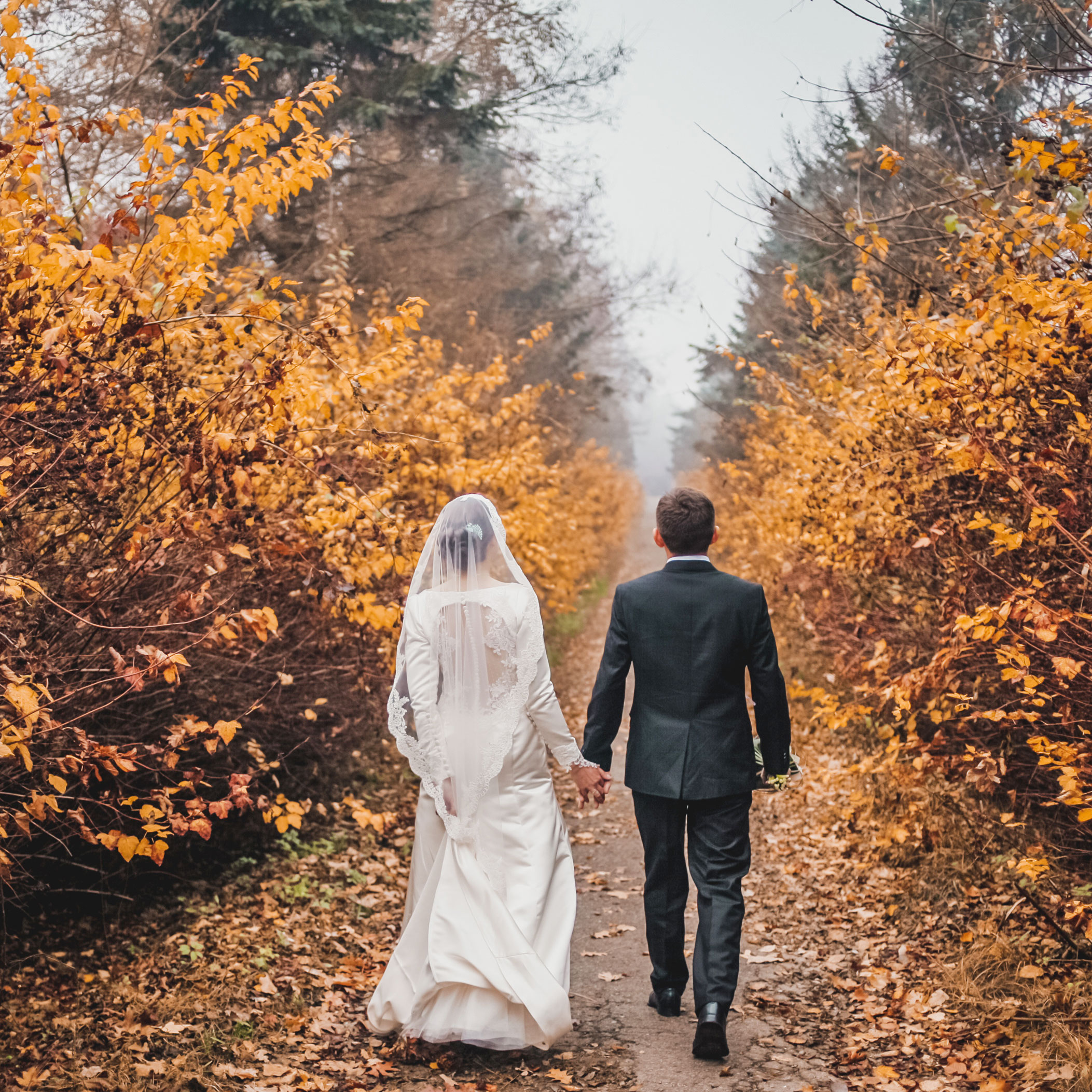 Our Wembley Hotel's top tips for the perfect autumn wedding
