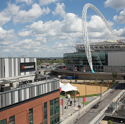 wembley stadium hotels