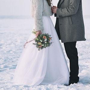 2018 Winter Wedding Trends